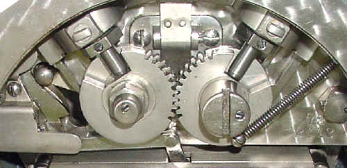 Cannonball Safe time lock mechanism